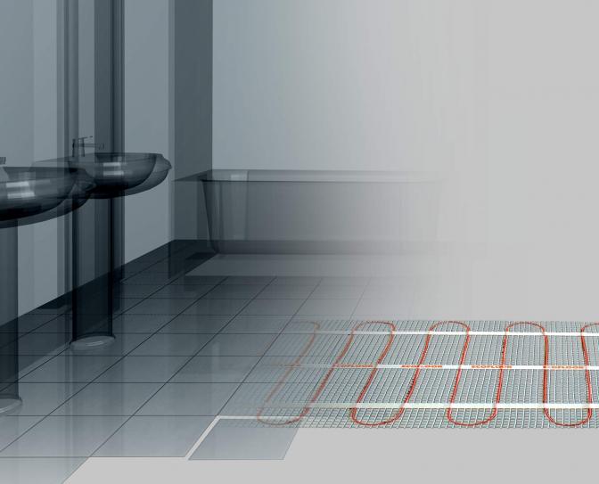Ecofloor comfortmat - Heatel